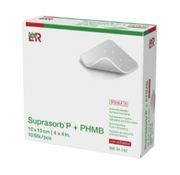 SUPRASORB P+PHMB 15X15CM STERIL