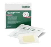 KLINION L-MESITRAN BORDER 10X10CM STERIL 30% HONUNG
