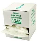 RUNDTORK NONW Ø30MM STERIL 5-PACK