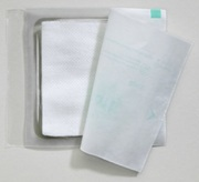 KOMPRESS NONW 4L MESOFT 7,5X7,5CM STERIL 2-PACK