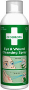 CEDERROTH EYE&WOUND CLEANSING SPRAY 150 ML STERIL OBUFFRAD 0,9% NACL