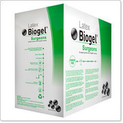 HANDSKE OP BIOGEL SURGEONS 6,0 STERIL LATEX PUDERFRI NATUR