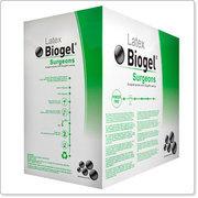 HANDSKE OP BIOGEL SURGEONS 8,0 STERIL LATEX PUDERFRI NATUR