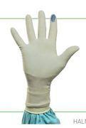 HANDSKE OP BIOGEL PI MICR INDIC 8,5 STERIL LATEXFRI PUDERFRI NATUR/BLÅ