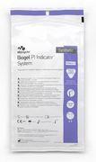 HANDSKE OP BIOGEL® PI INDICATOR 6,5 STERIL LATEXFRI PUDERFRI NATUR/BLÅ