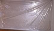 HUV PLAST VAGNSKYDD TRANSP 1150/750X1950 30MY TRANSP