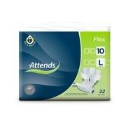 ATTENDS FLEX 10 L HÖFT 85-125CM ABS KAP (ISO) 3185ML