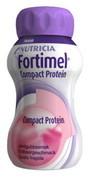 FORTIMEL COMPACT PROTEIN JORDGUBB 125ML Vnr 900117