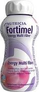FORTIMEL ENERGY MULTIFIBRE JORDGUBB 200ML Vnr 204442