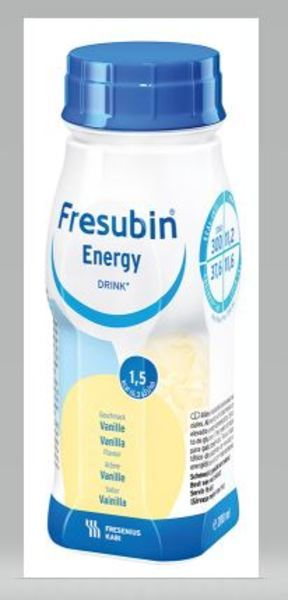 FRESUBIN ENERGY DRINK VANILJ 200ML Vnr 210376