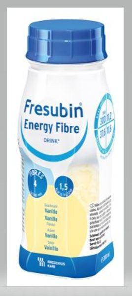 FRESUBIN ENERGY FIBRE DRINK VANILJ 200ML Vnr 210366