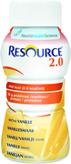RESOURCE 2.0 VANILJ 200ML Vnr 204562