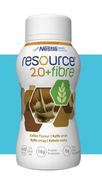 RESOURCE 2.0+FIBRE  KAFFE 200ML Vnr 210627