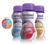 FORTIMEL COMPACT PROTEIN NEUTRAL 125 ML Vnr 900498