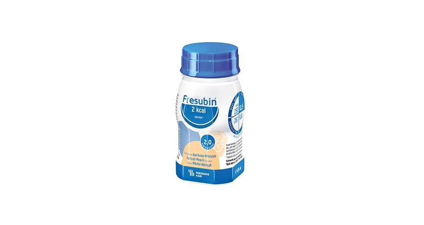 FRESUBIN 2 KCAL MINI DRINK APRIKOS/ PERSIKA 125ML Vnr 828253