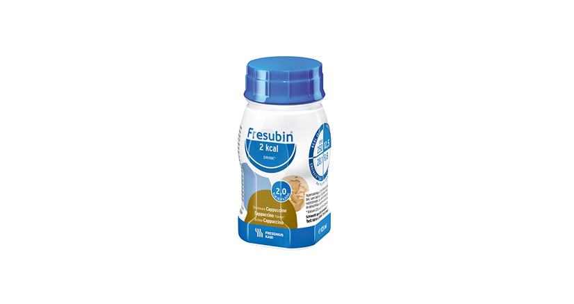 FRESUBIN 2 KCAL MINI DRINK CAPPUCC INO 125ML Vnr 828269