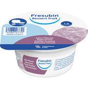 FRESUBIN DESSERT FRUIT ÄPPLE/ PLOMMON 125G Vnr 828274