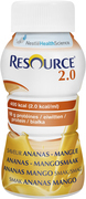 RESOURCE 2.0  ANANAS/MANGO 200ML Vnr 900442