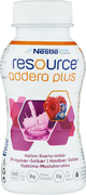 RESOURCE ADDERA PLUS HALLON/SVART VINBÄR 200ML Vnr 900448