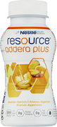 RESOURCE ADDERA PLUS ANANAS/APELSIN 200ML Vnr 900447