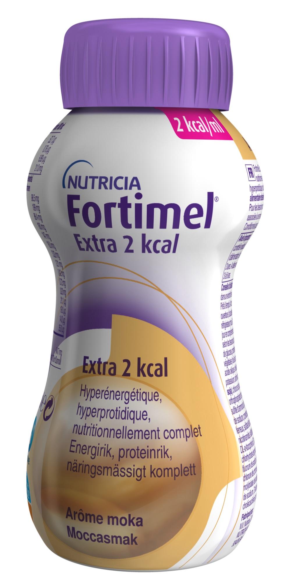 FORTIMEL EXTRA 2KCAL MOCCA 200ML Vnr 900510