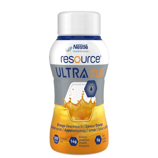 RESOURCE ULTRA FRUIT APELSIN 200ML VNR 900688