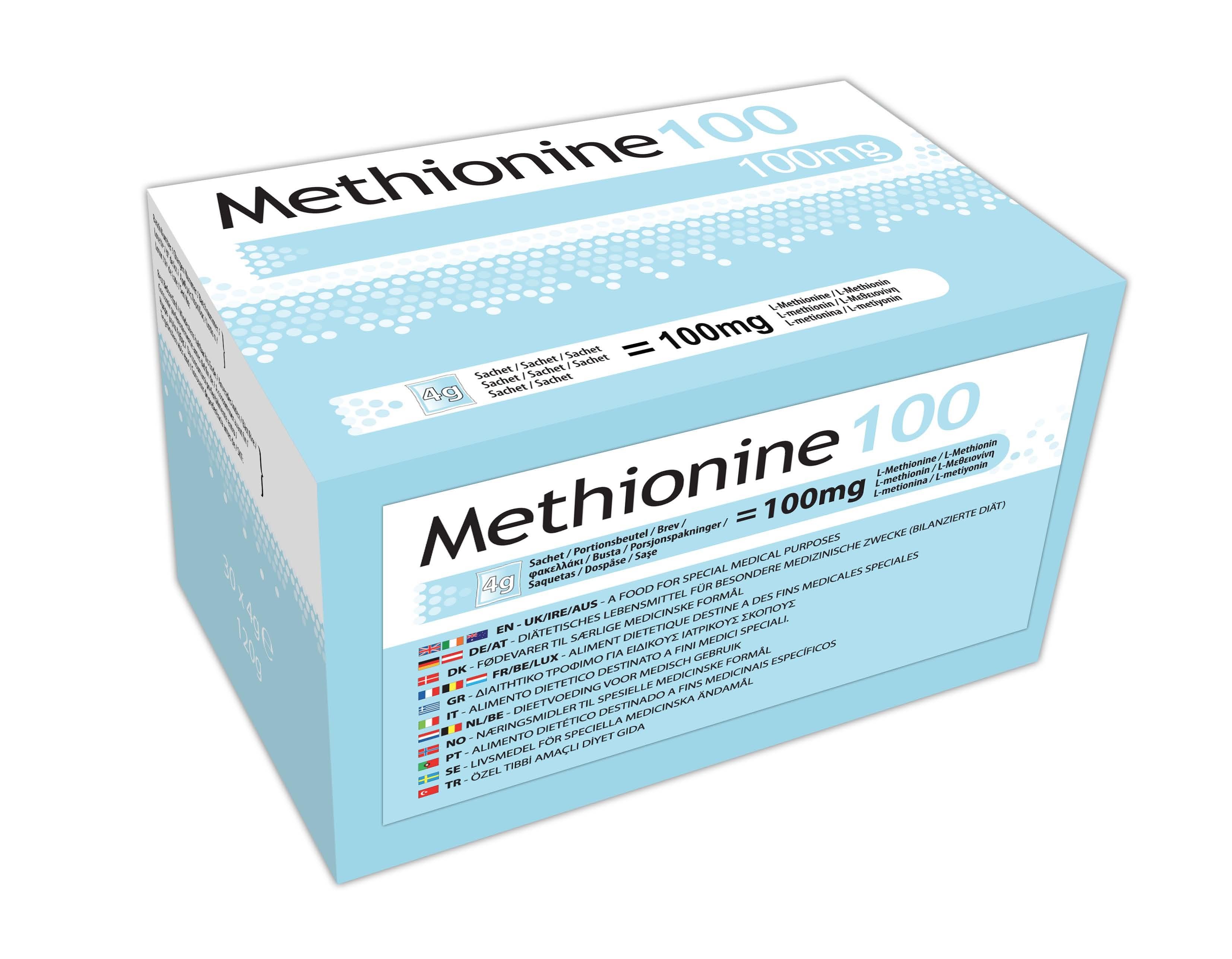 METHIONINE 4GRAM VNR 90115