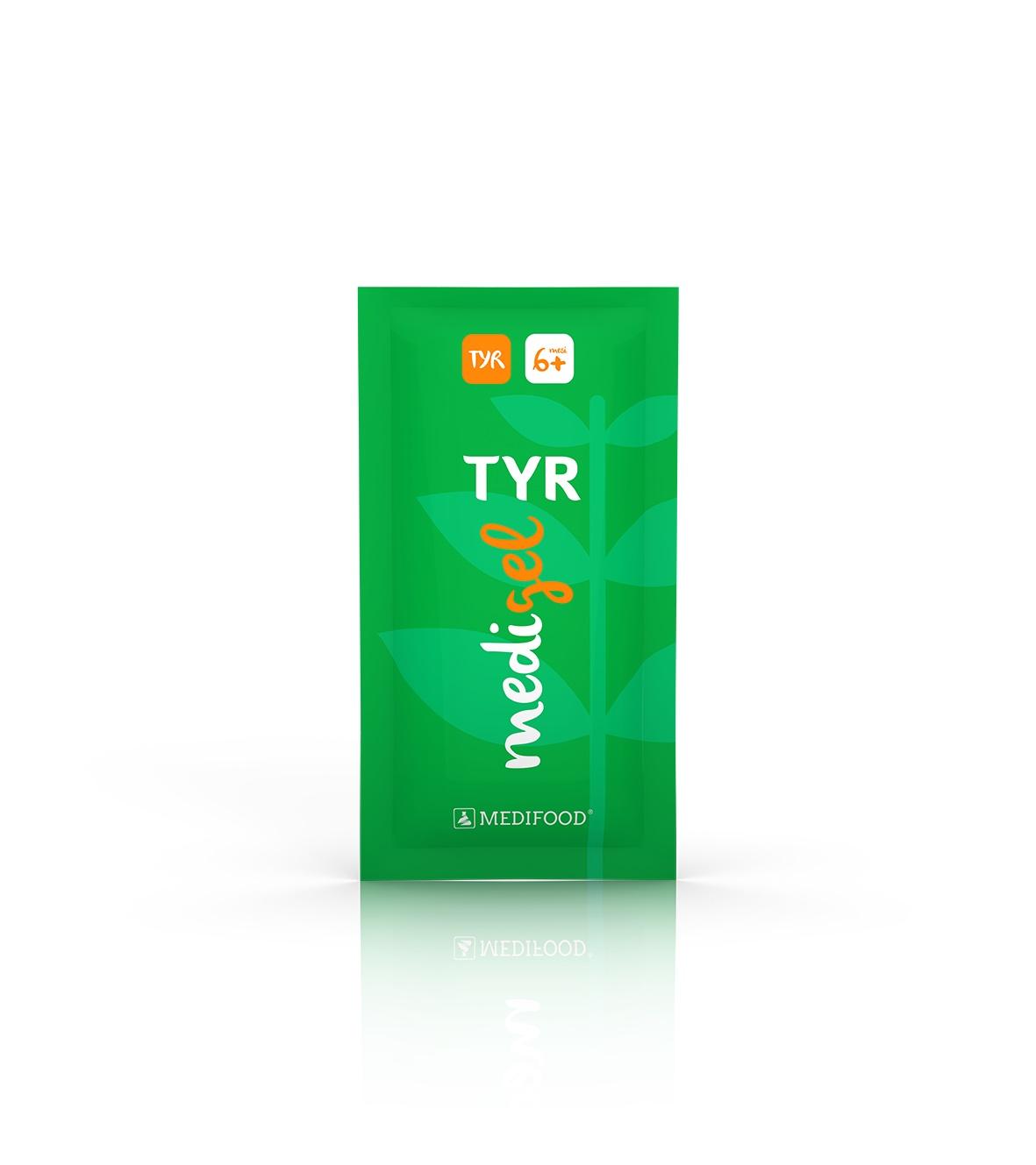 TYR MEDIGEL, 24G VNR 600117