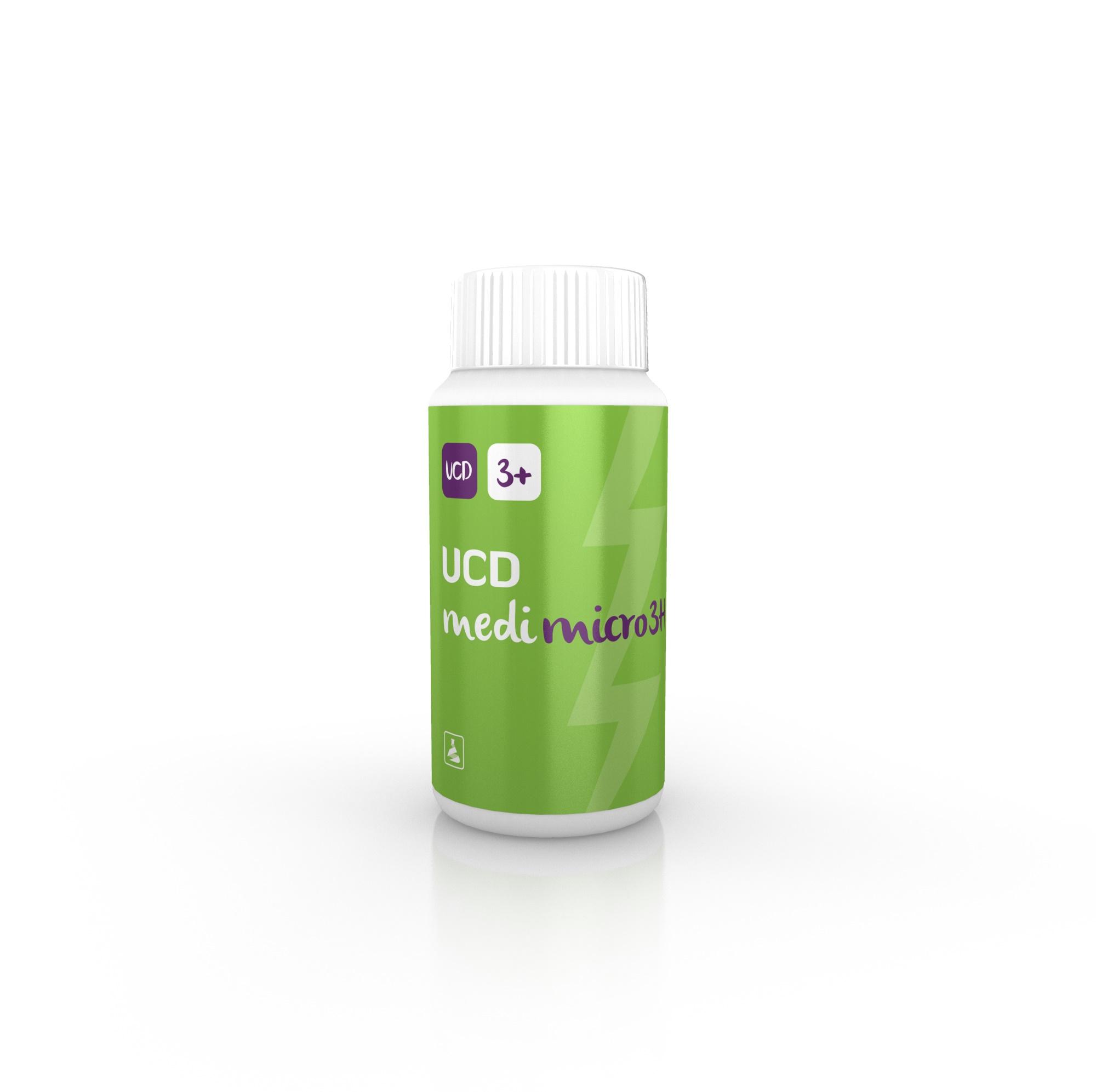 UCD MEDIMICRO 3H, 110G VNR 600111