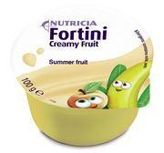 FORTINI CREAMY FRUIT SOMMARFRUKT 100G Vnr 900315