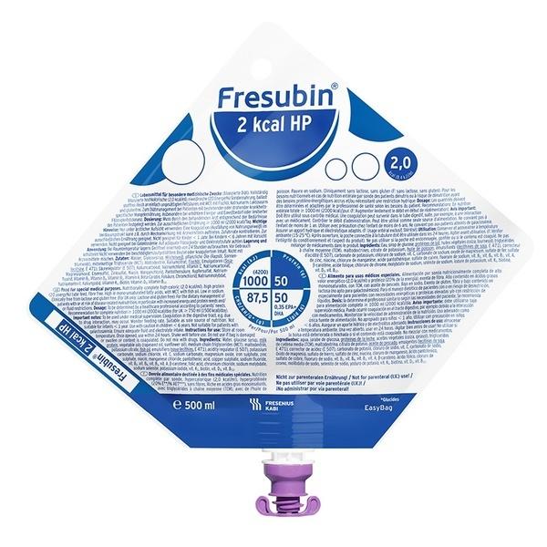 FRESUBIN 2 KCAL HP 500ML Vnr 829119