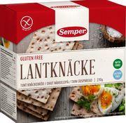 SEMPER LANTKNÄCKE UTAN LAKTOS 230G Vnr 208709