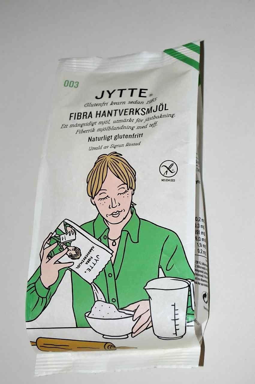 JYTTEMJÖL FIBRA 500G VNR 691150