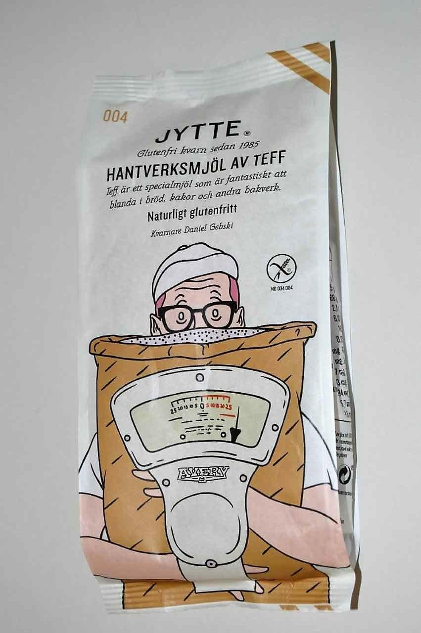 JYTTEMJÖL TEFF 400G VNR 691151