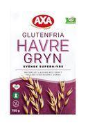 AXA GLUTENFRIA HAVREGRYN 750GRAM 041910-1/691101