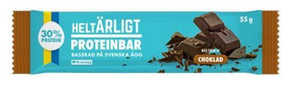 HELTÄRLIGT PROTEINBAR SALT KOLA 55G