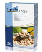 LOPROFIN FRUKOSTFLINGOR LOOPS 375G Vnr 285148