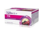 TYR LOPHLEX LQ JUICY BERRY 125ML Vnr 900127