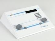 AUDIOMETER SA201-IV INKL VÄSKA MED HÖRTELEFON DD45 I AUDIOCUPS