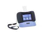 SPIROMETER EASYONE AIR BLÅTAND TOUCH DISPLAY KOMPLETT KIT