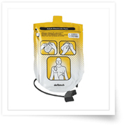 DEFF ELEKTROD LIFELINE AED VUX PASSAR TILL 4564401