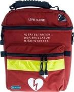 VÄSKA TILL LIFELINE AED DEFIBTECH MED STATUSFÖNSTER