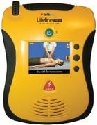 HJÄRTSTARTARE LIFELINE VIEW AED KOMPLETT AED (INKL PADS+BATTERI)