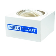 SLANG PVC MEDIPLAST ID9MM YD13MM RULLE 30M