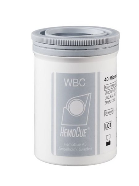 MIKROKUVETT HEMOCUE WBC 4 X 40 ST/FÖRP