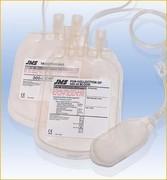 TRANSFUSIONSPÅSE 450+400+400ML IBSP-NP-BSB 16G