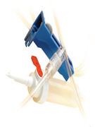 INFUSIONSAGGREGAT LUFTAT 175CM DEHP-FRI PVC STERIL