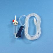 INFUSIONSAGGREGAT LUFTAT 180CM DEHP-FRI PVC STERIL