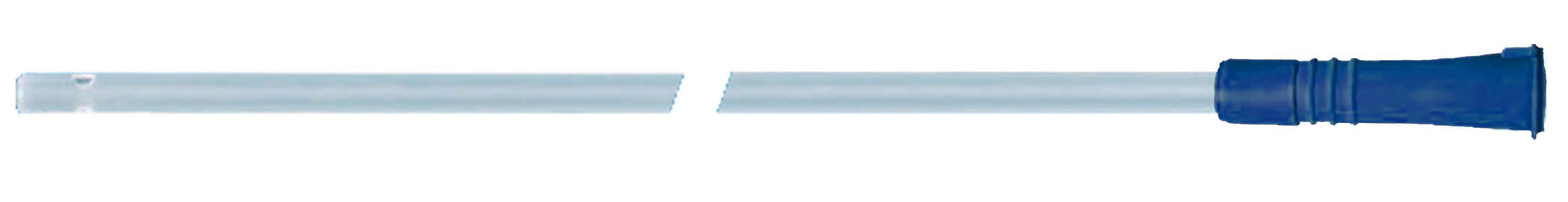 SUGKATETER EXTRUDAN RAK 40CM CH08 STERIL LATEX- OCH FTALATFRI PVC