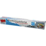 ALUMINIUMFOLIE QUICKPACK 30CMX20M 11MY SILVER HUSHÅLLSRULLE